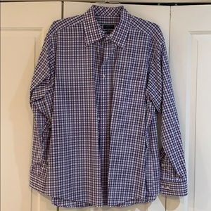 Worn once, Men's Dress Shirt